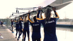 St Mary's School, Cambridge rowers